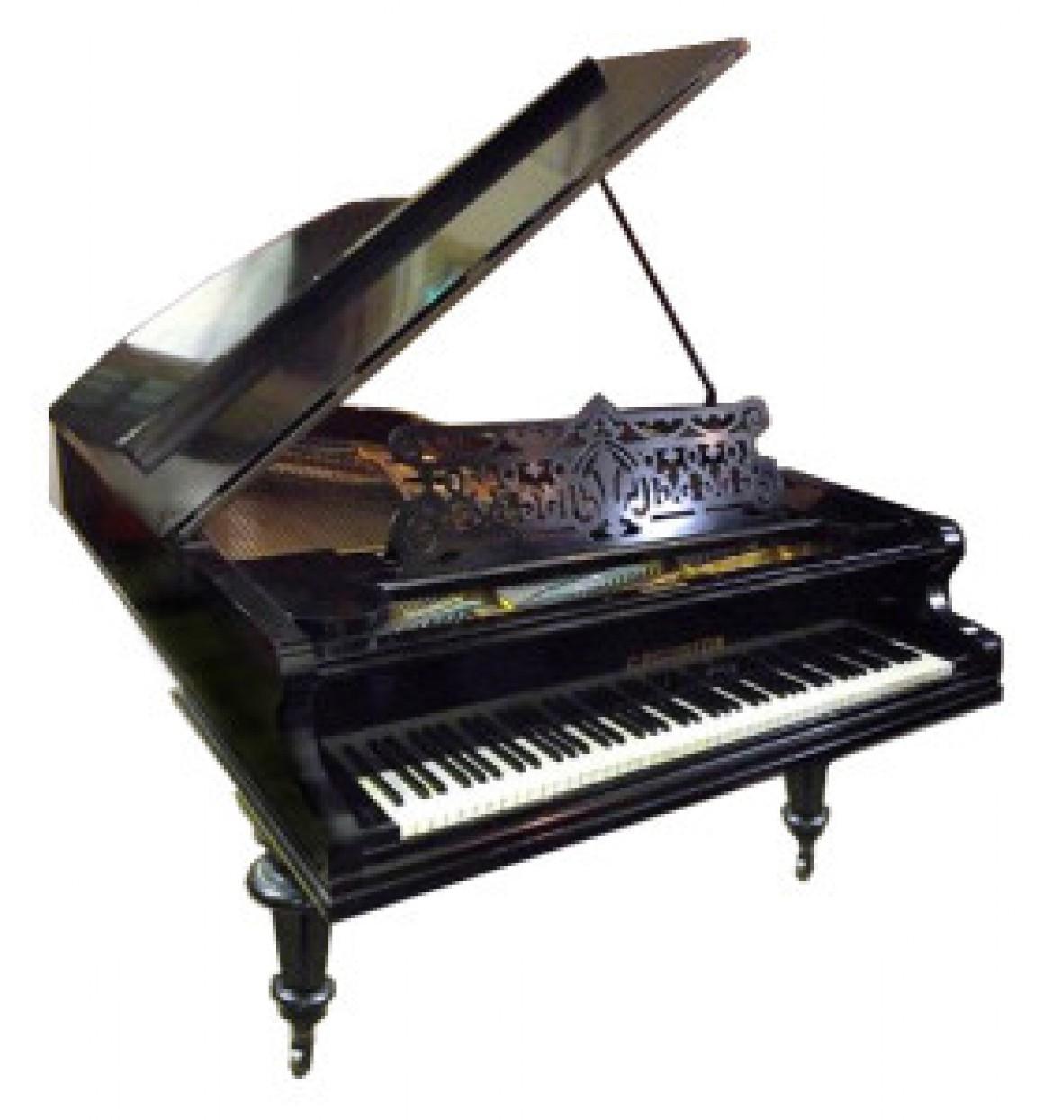Bechstein usato – pianoforte 3/4 di coda mod. IV del 1890 restaurato