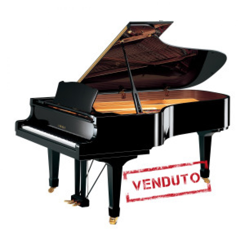 Pianoforte 3/4 di coda Yamaha C7 usato